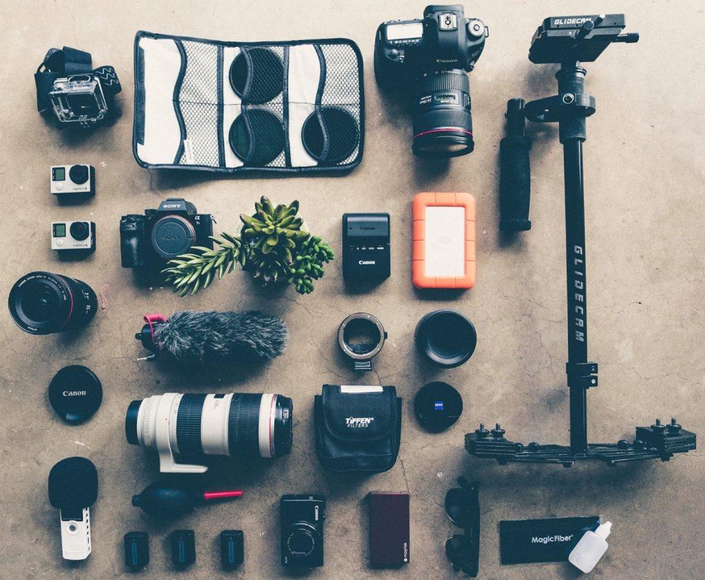 รับถ่ายรูปตึก